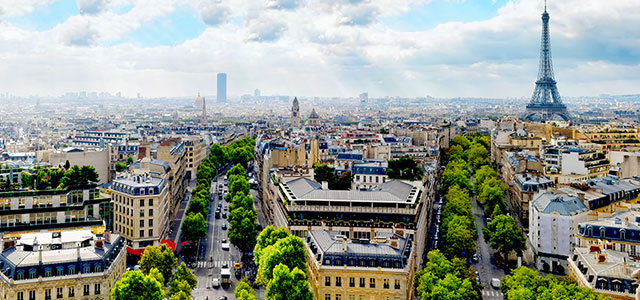 Silvester in Paris: 4 Tage im exzellent bewerteten 3* Hotel in sehr guter Lage inkl. Direktflug ab Wien um nur 297 Euro!