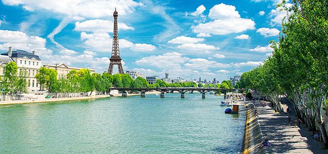 4 Tage Paris im exzellent bewerteten 3* Hotel in sehr guter Lage inkl. Direktflug ab Wien um nur 172 Euro!