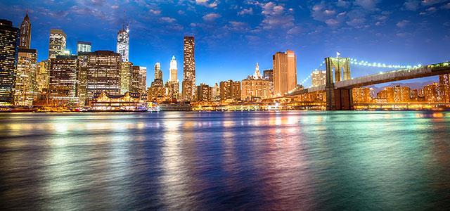 Sommer in New York! 8 Tage im fabelhaft bewerteten 4* Hotel direkt in Manhatten inkl. Flug ab Wien um nur 979 Euro!