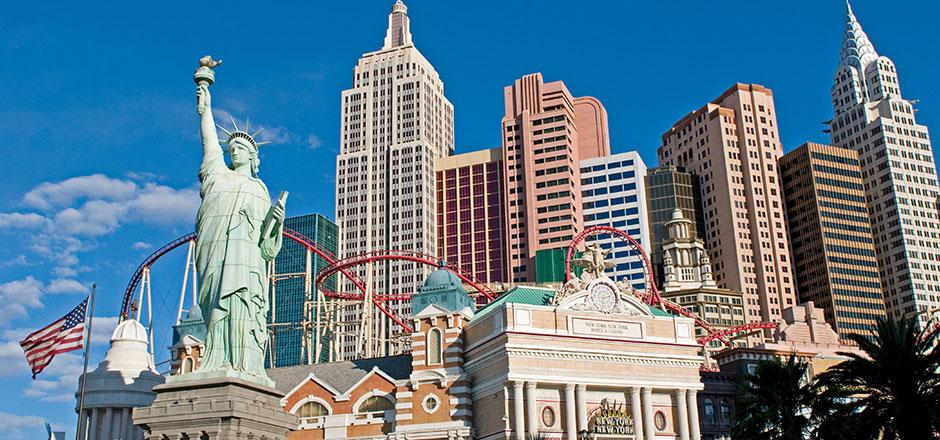 Silvester in Las Vegas: 7 Tage im fabelhaft bewerteten 4* Hotel ...
