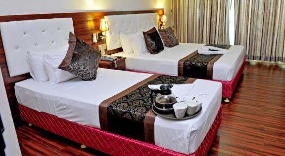 Sun Tan Beach Hotel Malediven