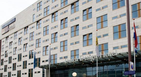 Anfang oktober f r 4 tage nach amsterdam im sehr guten 4 for Design hotel niederlande
